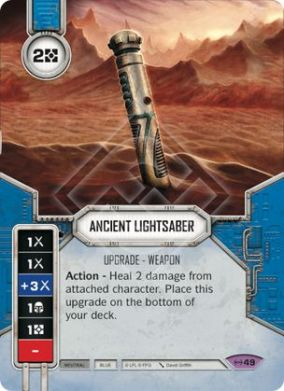 ancient lightsaber