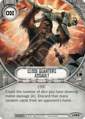 close quarters assault