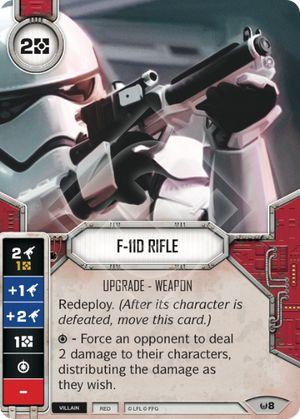 F-11D Rifle