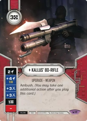 kallus bo-rifle