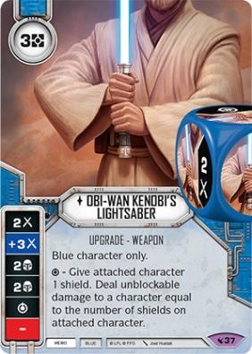 obi wan kenobi's lightsaber