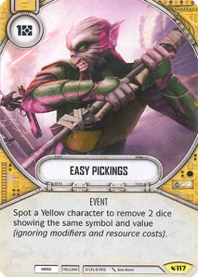 Easy Pickings