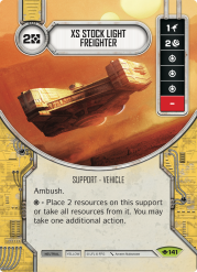 XS FREIGHTER
