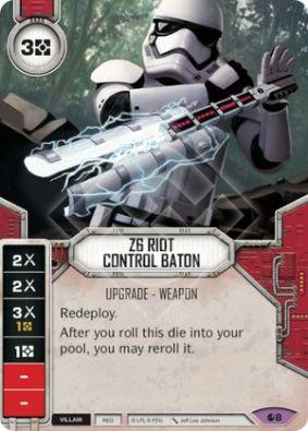 z6 riot control baton