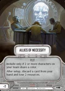 Allies of neceissit7