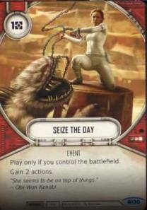 sieze the day