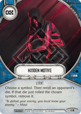 Hidden Motive